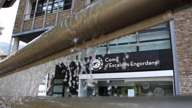 Reestablert el subministrament d'aigua a Escaldes, tot i que no és apta per al consum