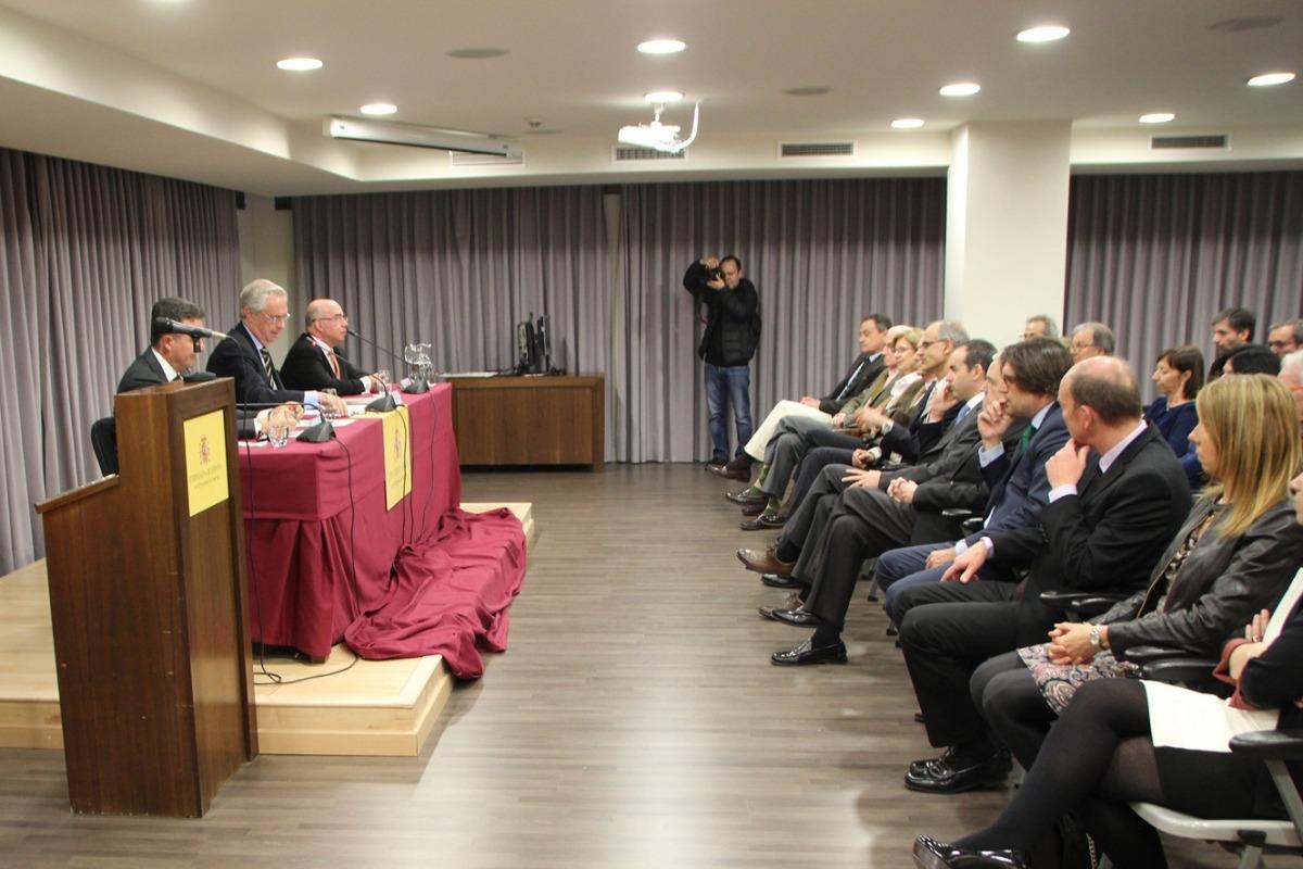 Una conferència sobre el mercat interior tancarà els Diàlegs Europeus de l'ambaixada espanyola