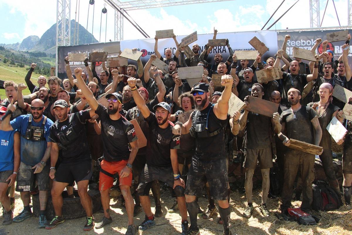 La primera Spartan Race Encamp-Andorra acaba amb 1.900 participants i amb èxit organitzatiuLa primera Spartan Race Encamp-Andorra acaba amb 1.900 participants i amb èxit organitzatiu
