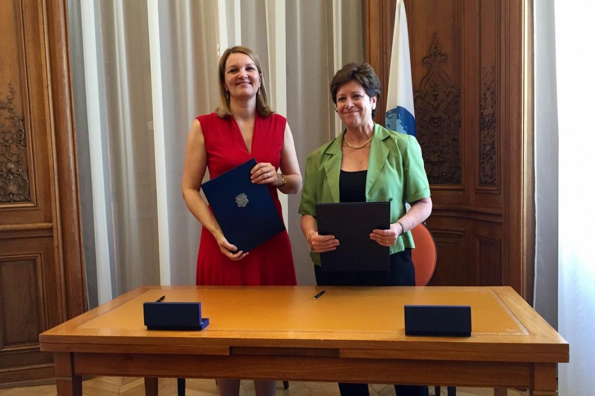 Andorra ratifica el conveni per a l'intercanvi d'informació fiscal de l'OCDE