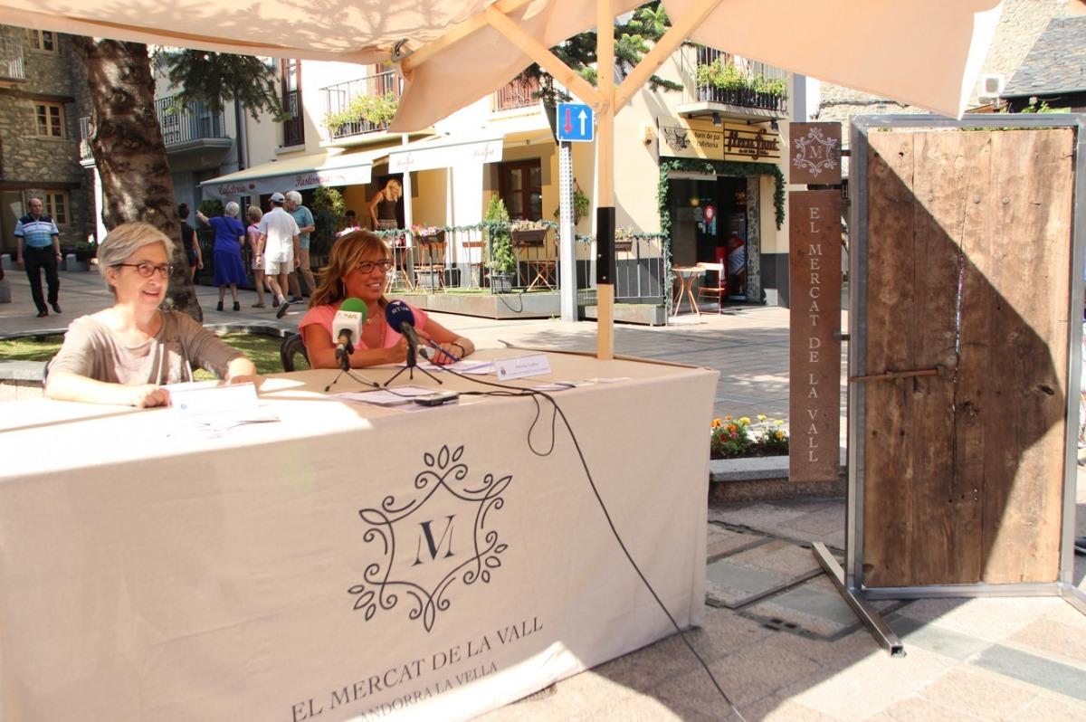 Un mercat temàtic dinamitzarà el centre històric d'Andorra la Vella cada primer dissabte de mes