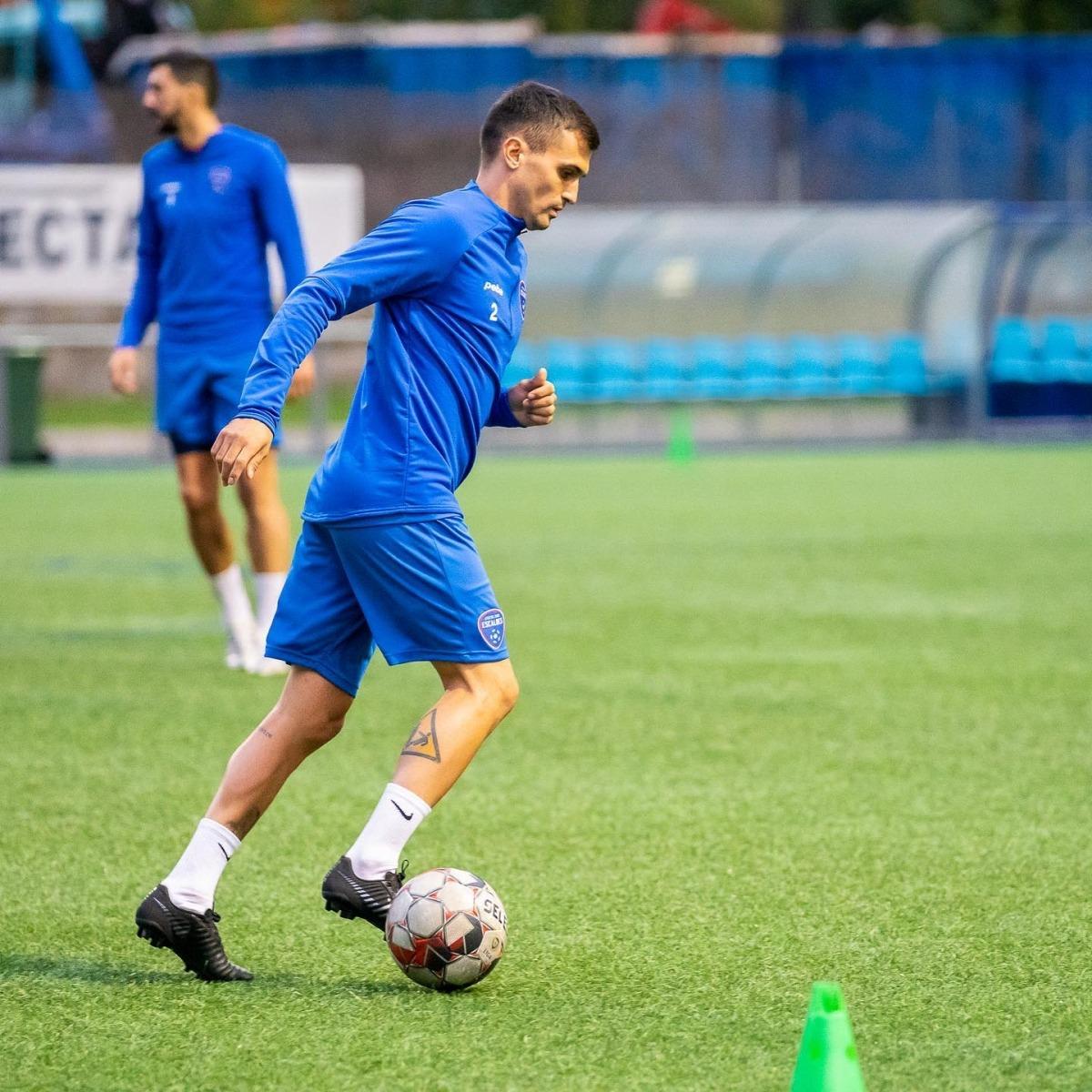 Txus Rubio canvia l'Atlètic Escaldes per l'Inter Escaldes. Foto: Atlètic Escaldes
