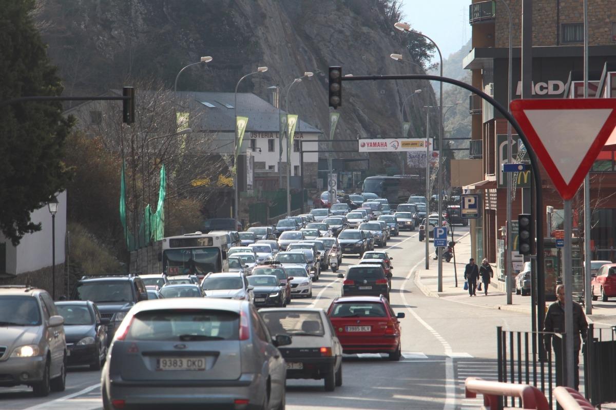 El tram de la CG1 entre el riu Runer i el pont de Fontaneda tindrà dos carrils per a cada sentit