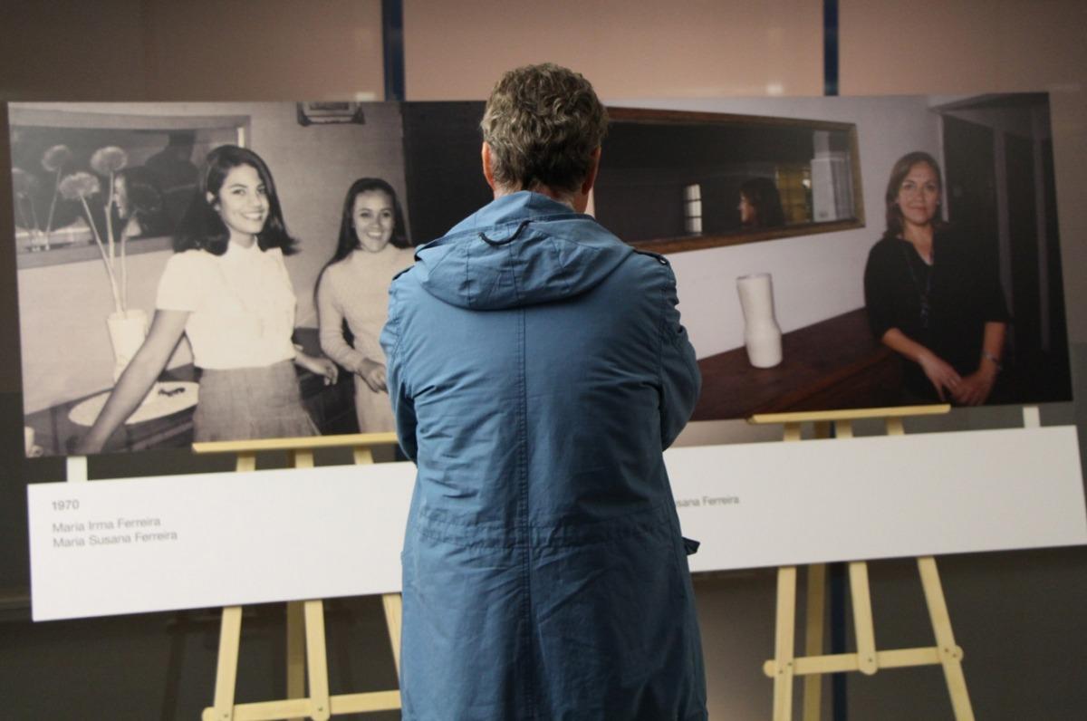 El Consell General acull una exposició de fotografies que reflecteixen l'absència dels assassinats per la dictadura argentina