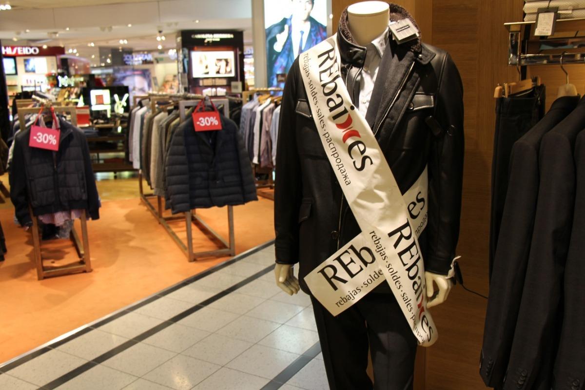 El grup del vestit i calçat ha estat el que ha registrat un comportament més deflacionista.