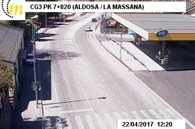 Un motorista de 31 anys perd la vida en un accident a la MassanaUn motorista de 31 anys perd la vida en un accident a la Massana