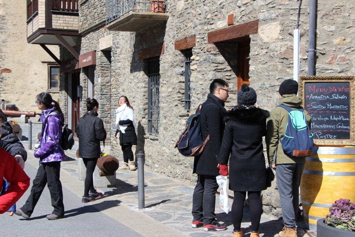Ordino crea una senyalística urbana per a vianants per reforçar la visibilitat dels llocs d'interès