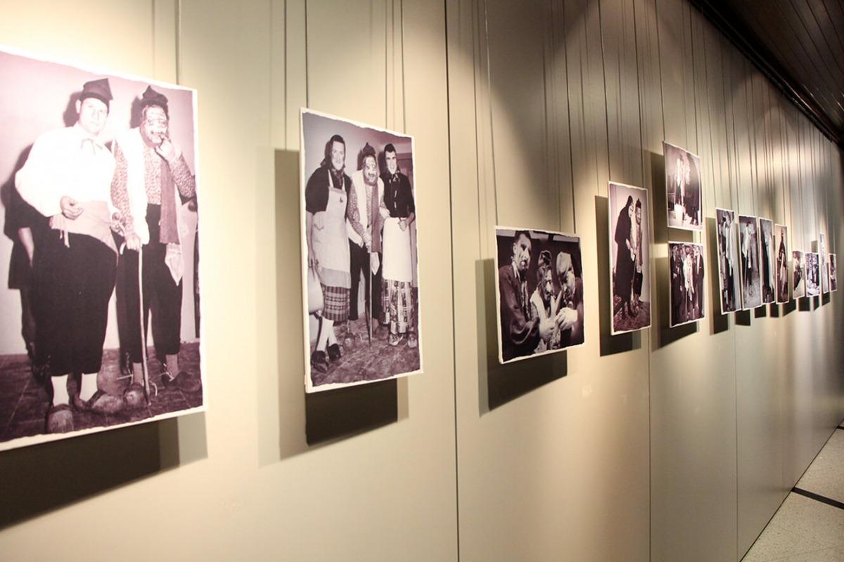 Les fotografies recollides en l'exposició.