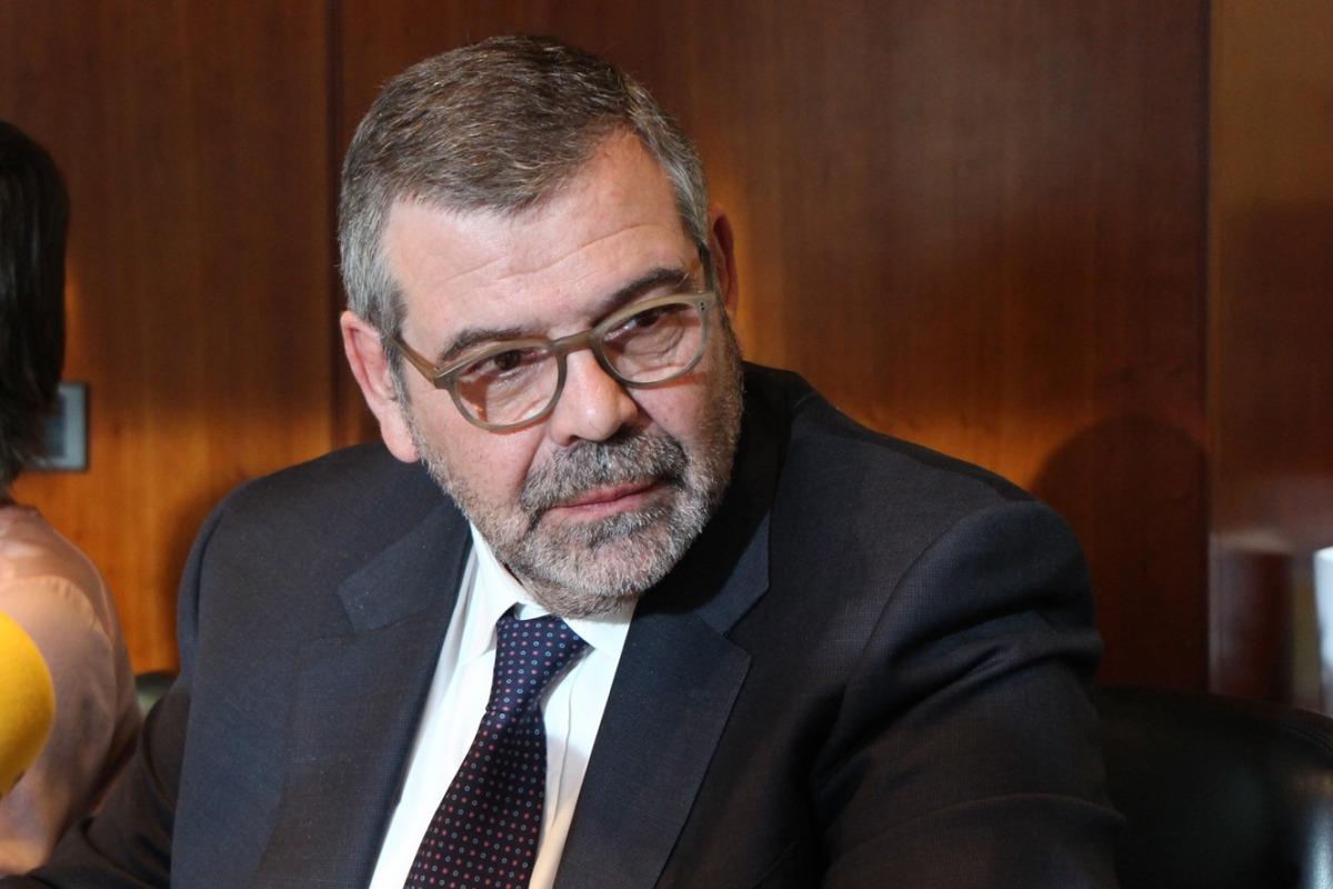 El president de la CASS.