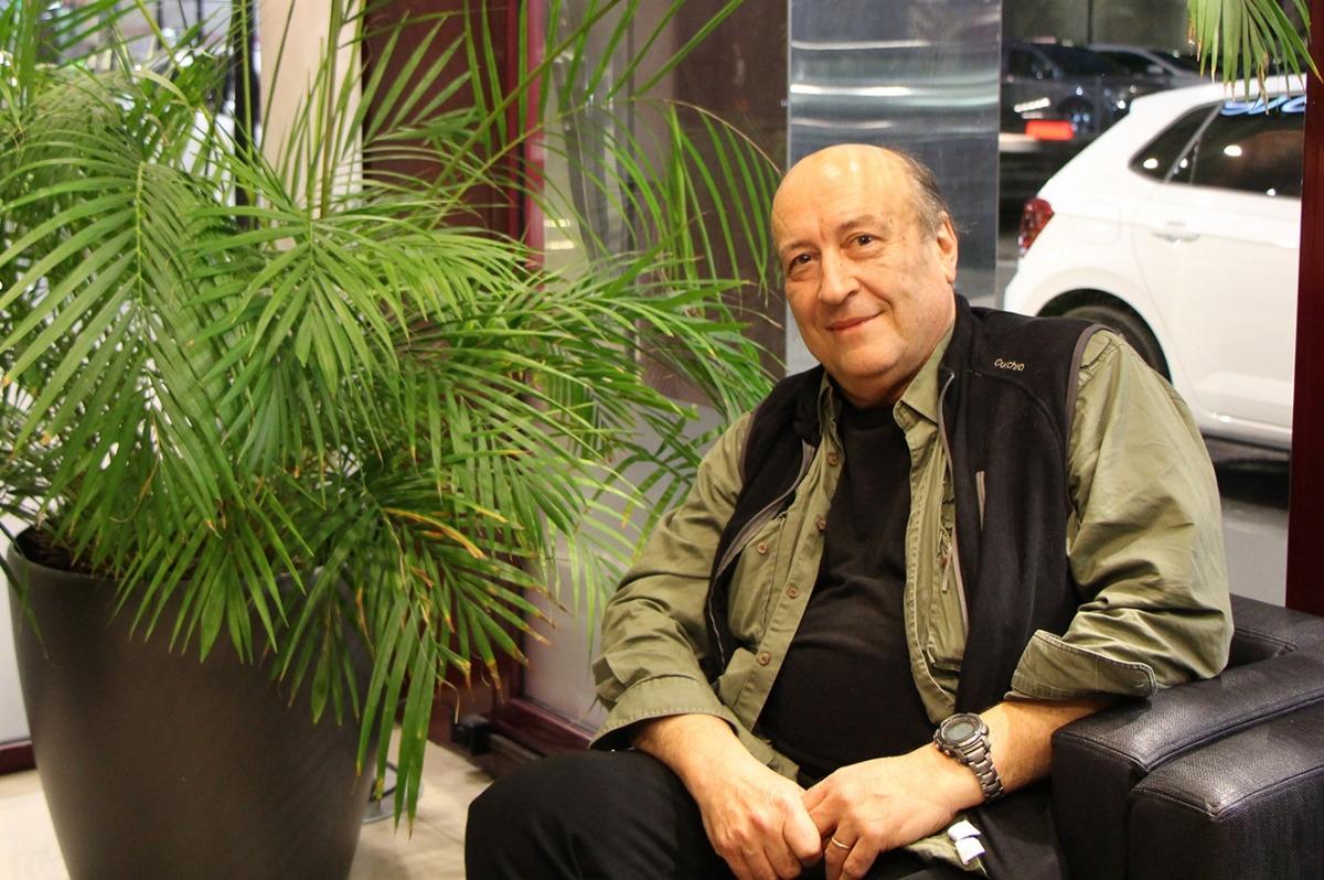 El científic i professor Pierre-Henri Gouyon.