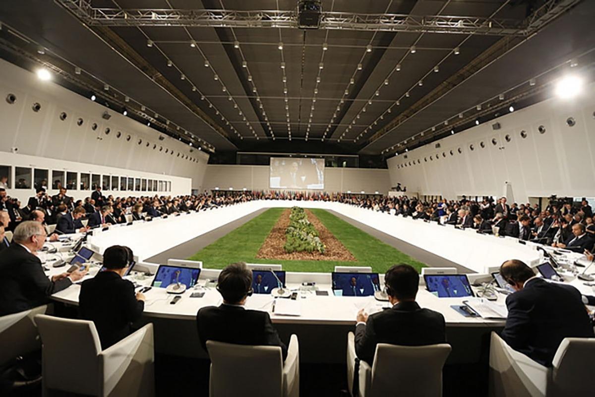 La intervenció de la ministra Ubach a l'OSCE.