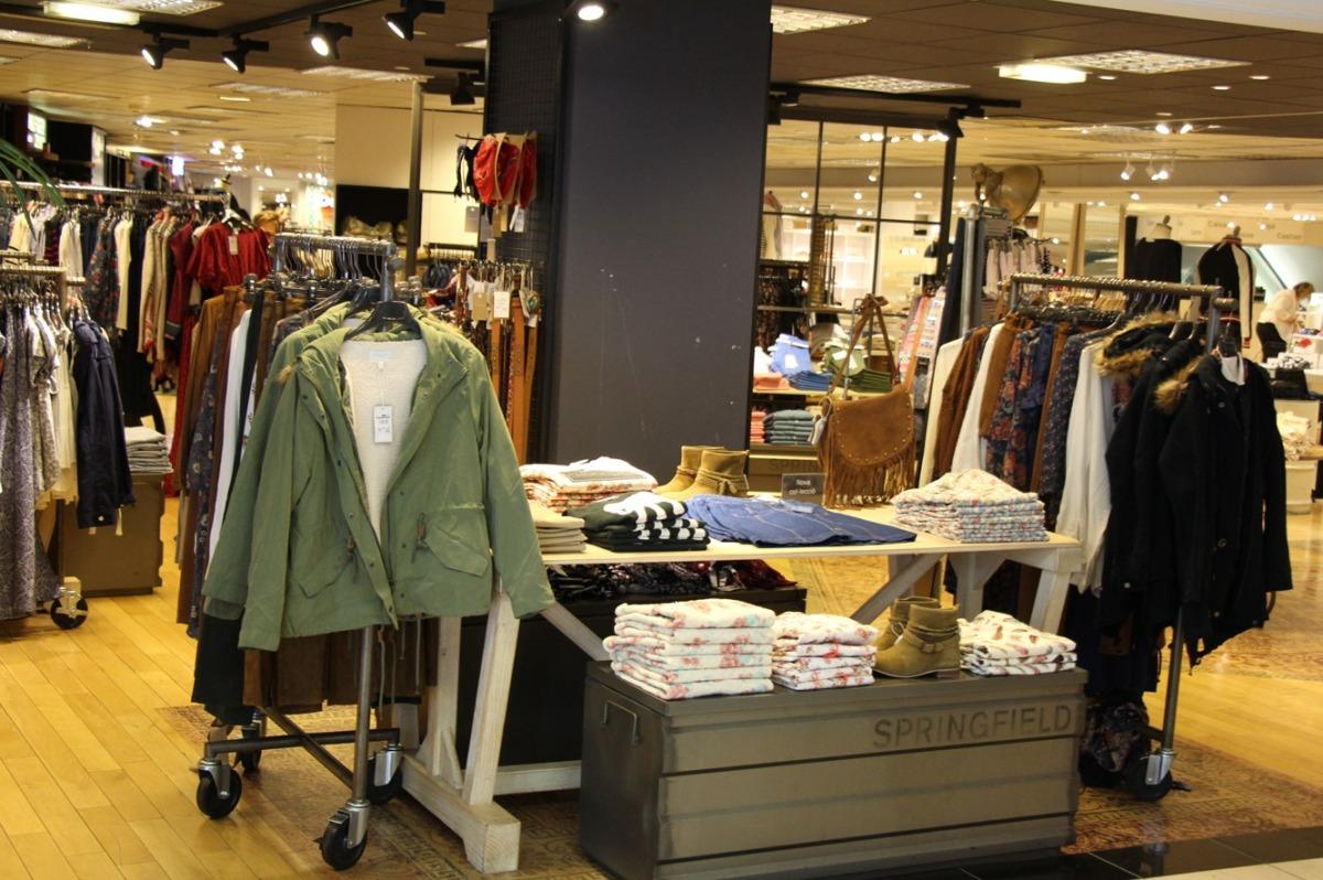 El descens de preu dels articles de vestir ha tingut influència en l'IPC.