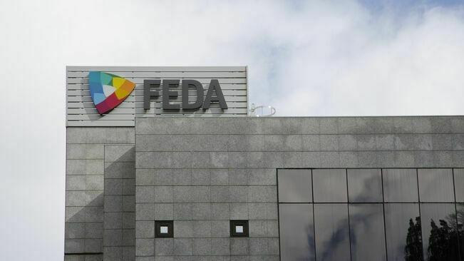 L'edifici de FEDA.