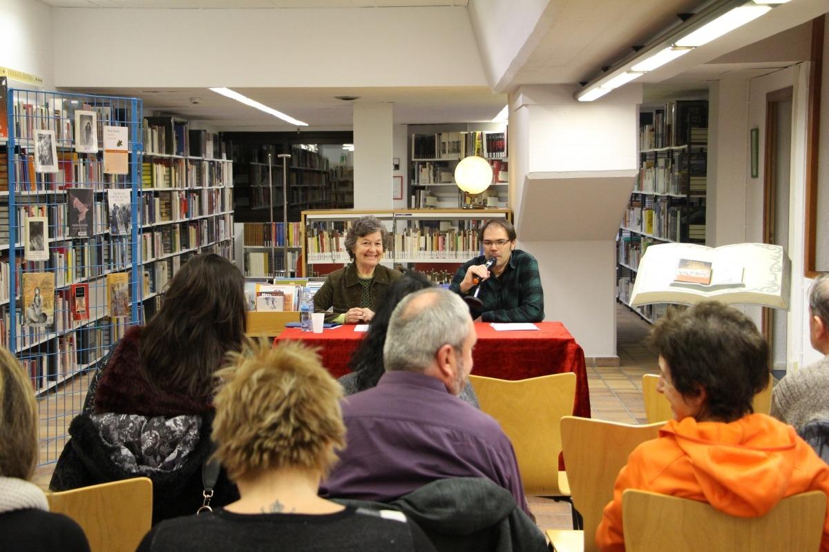 Presentació del llibre 'A l'amic escocès', aquest dimarts a la biblioteca d'Encamp.