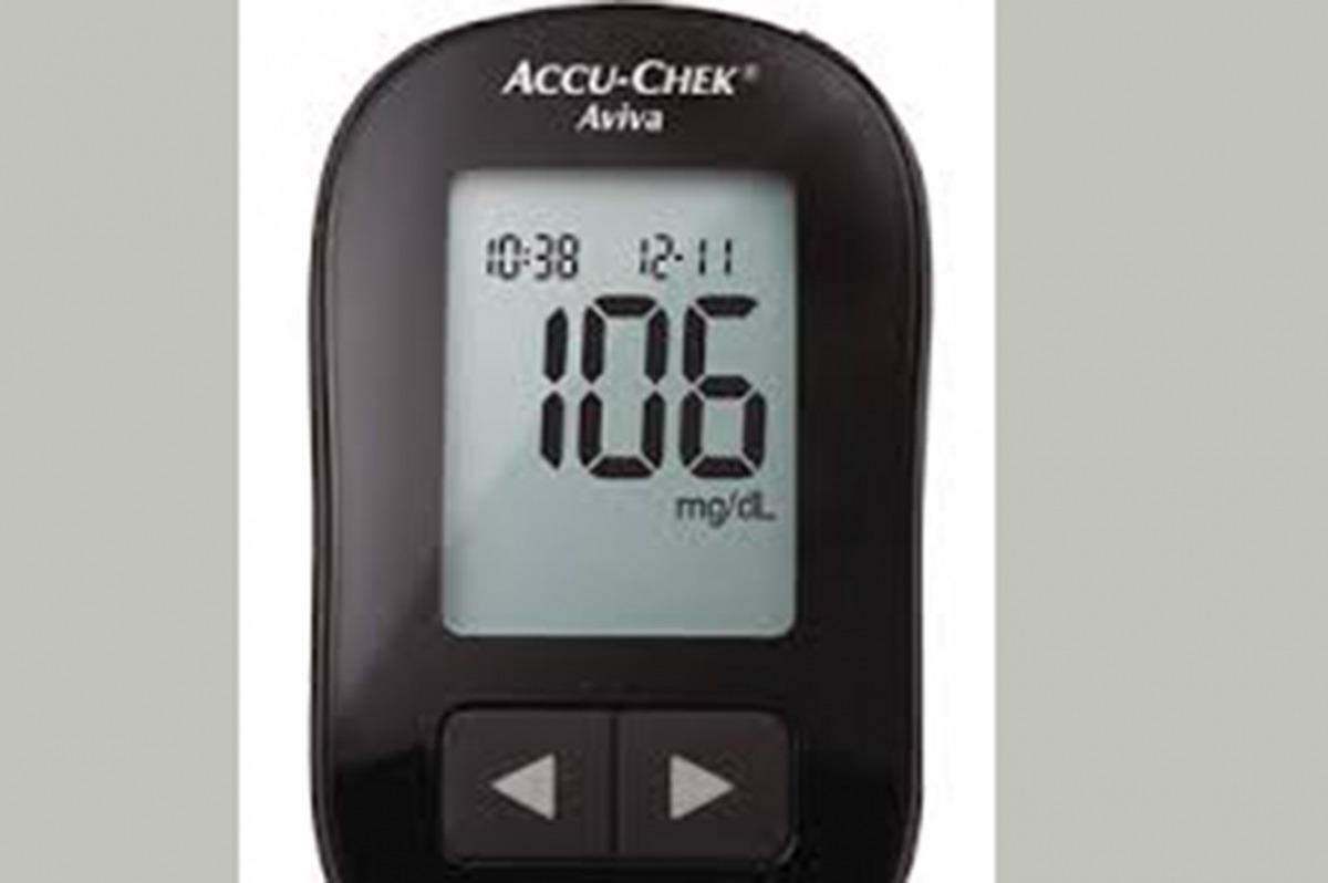 Un dels mesuradors que presenta problemes.