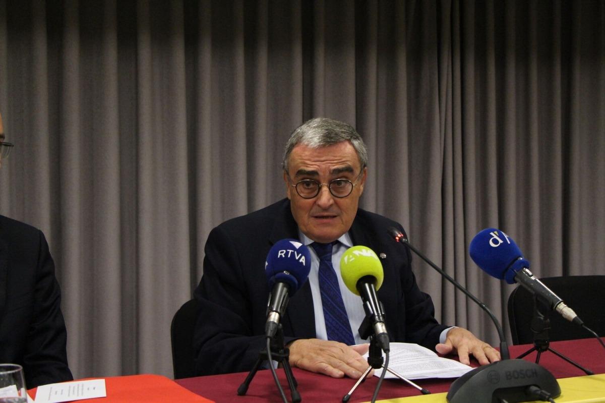 'L'ambaixador d'Espanya a Andorra, Àngel Ros