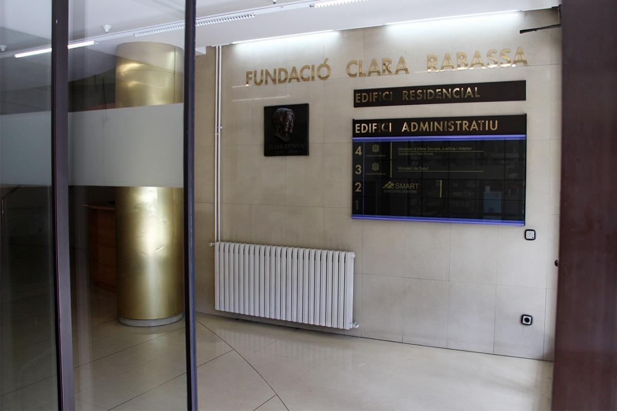 La seu del ministeri d'Afers Socials.
