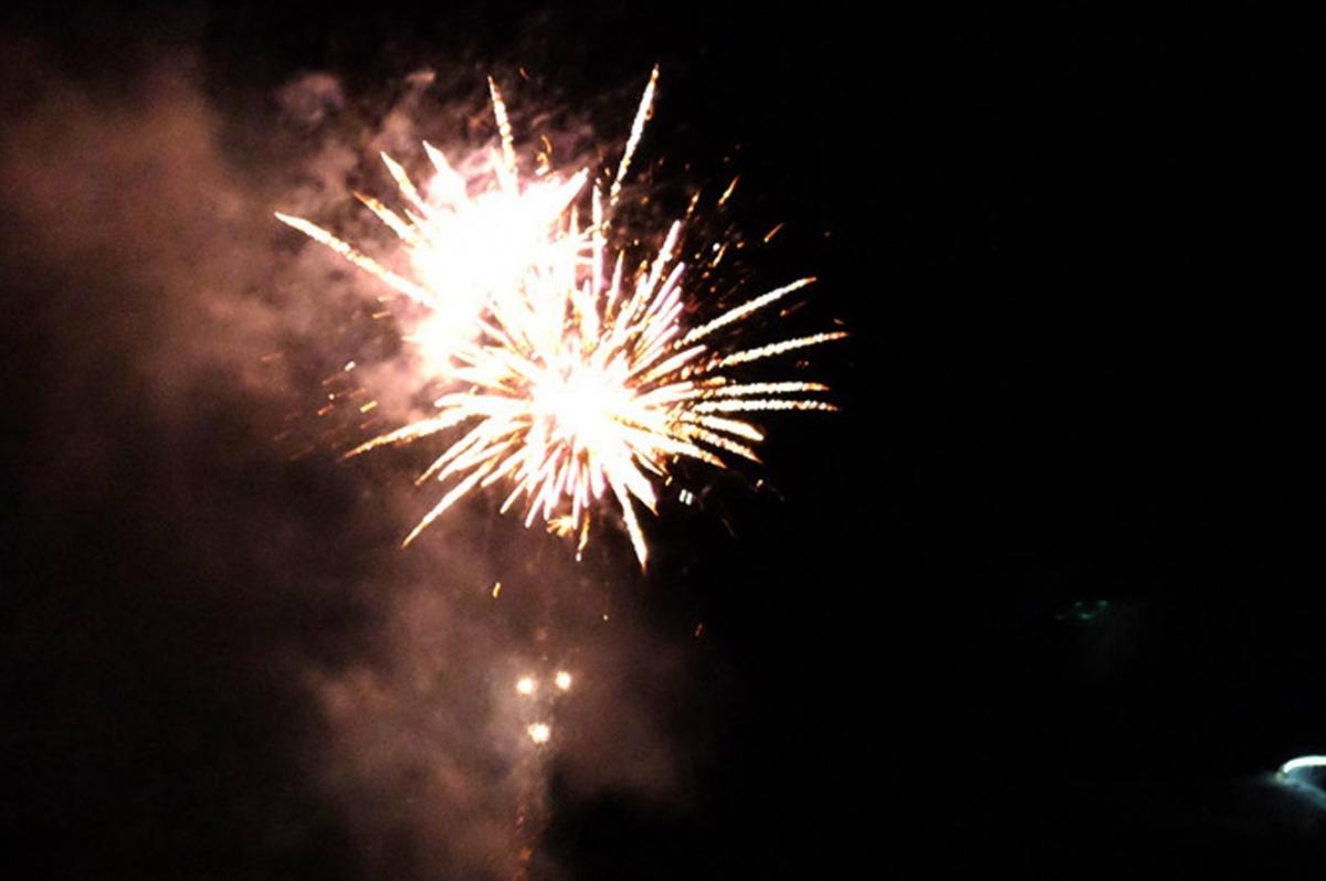 Els focs d'artifici seran aquest dimarts a la nit.