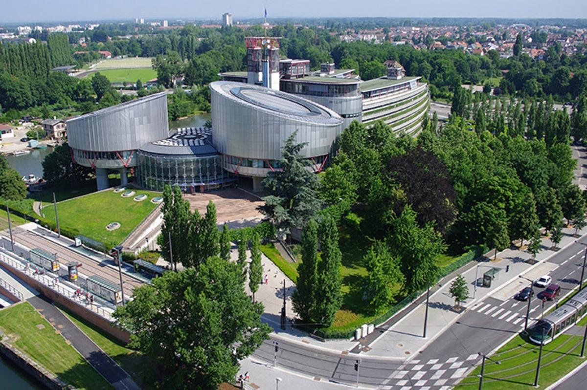 Una imatge del Tribunal Europeu de Drets Humans.