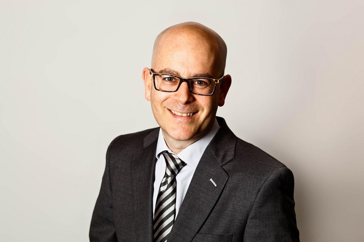 Sergi Martín, nou director de l'àrea de Negoci de Vall Banc.
