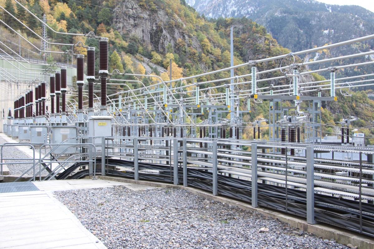 El consum d'energia cau durant el mes de juliol.