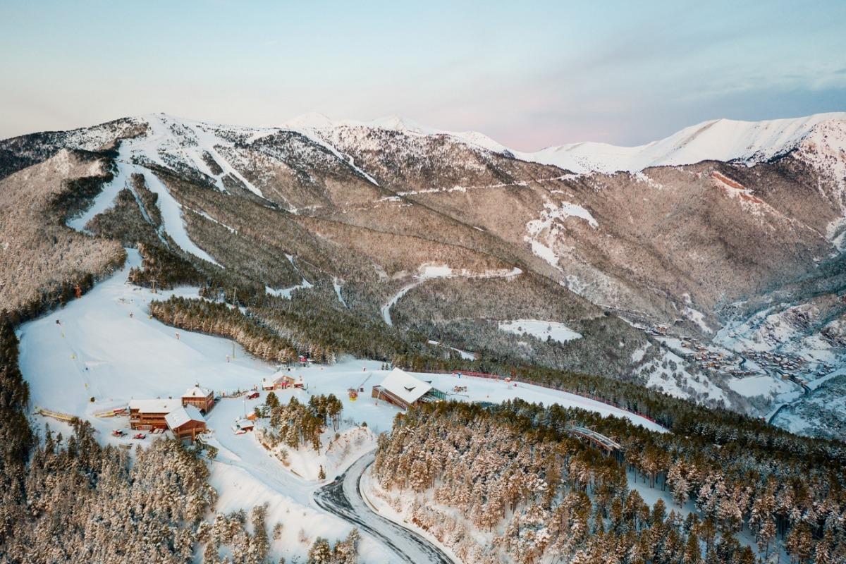 El cap de neu de Vallnord Pal-Arinsal