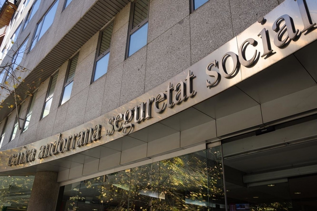 La Caixa Andorrana de Seguretat Social.