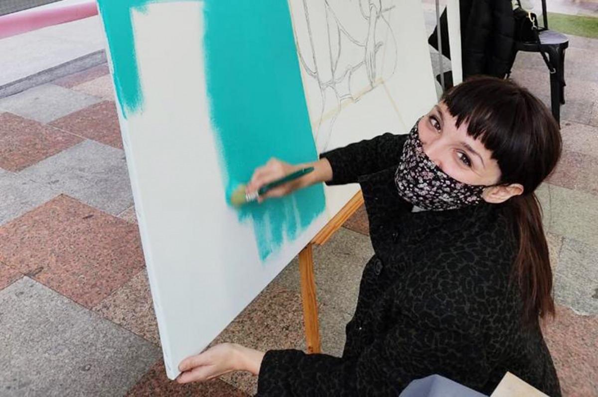 La jornada Pop Art va tenir lloc el passat 19 d'octubre.