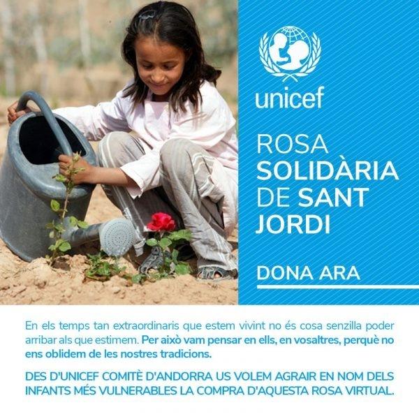 La imatge promocional de la campanya.