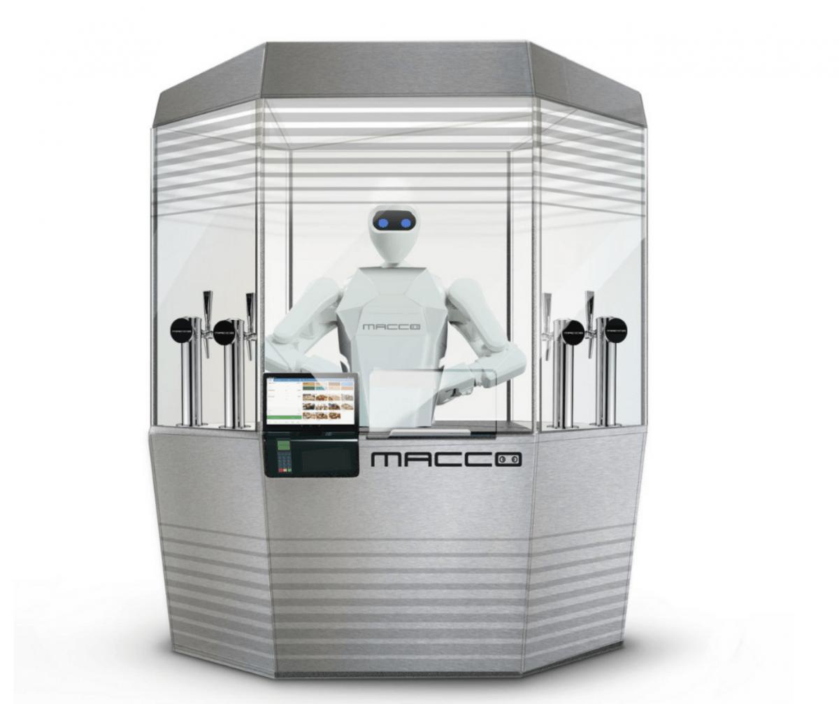 El robot Kime.