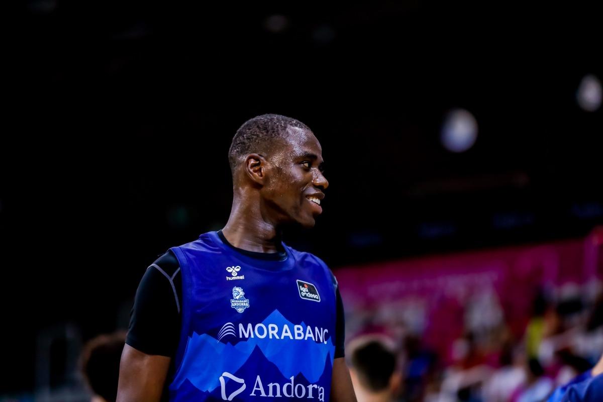 Moussa Diagne té una nova lesió. Foto: Martín Imatge