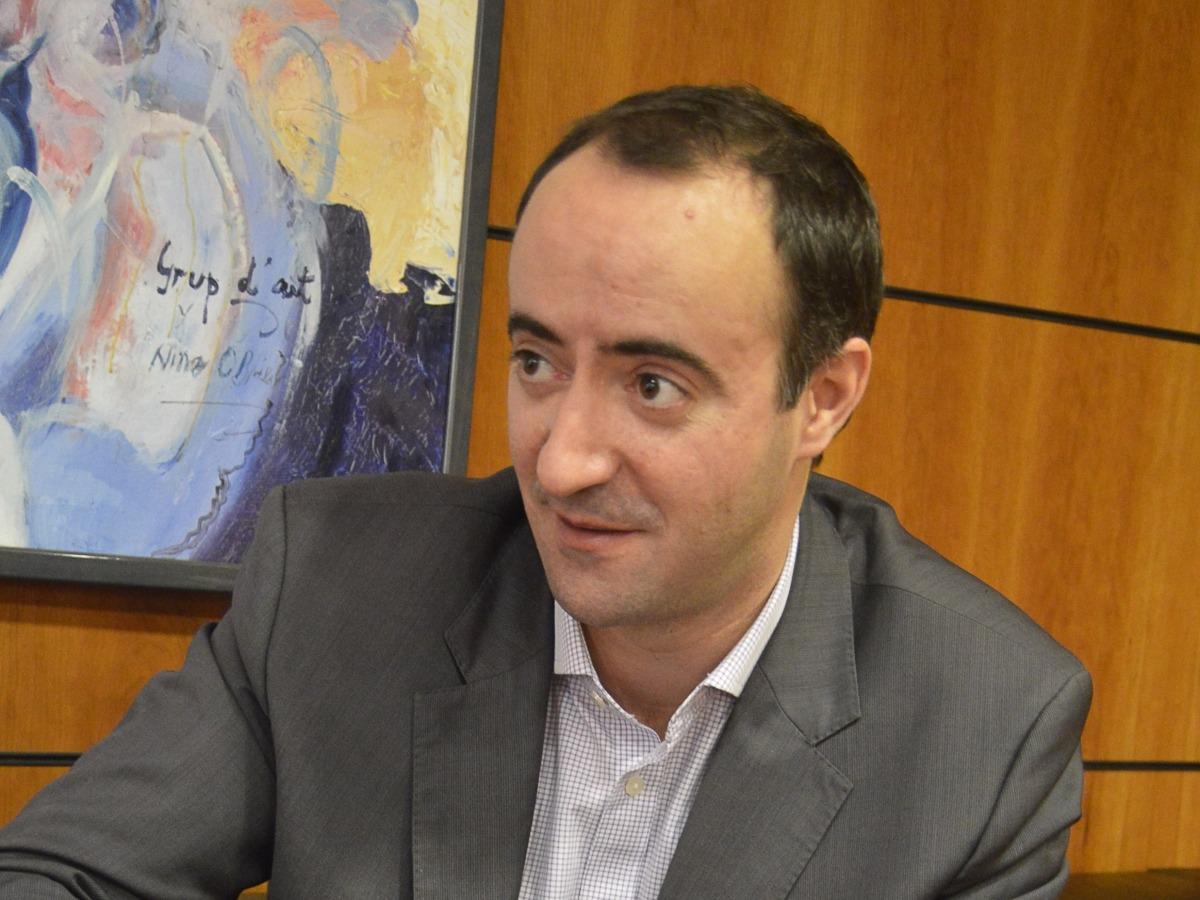 David Baró.