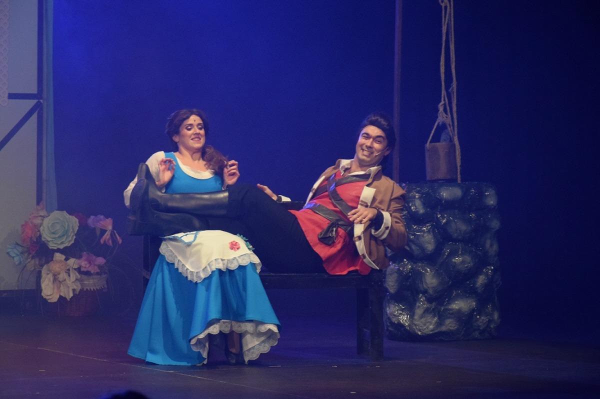 L'espectacle infantil de 'La Bella i la Bèstia' d'Encamp.