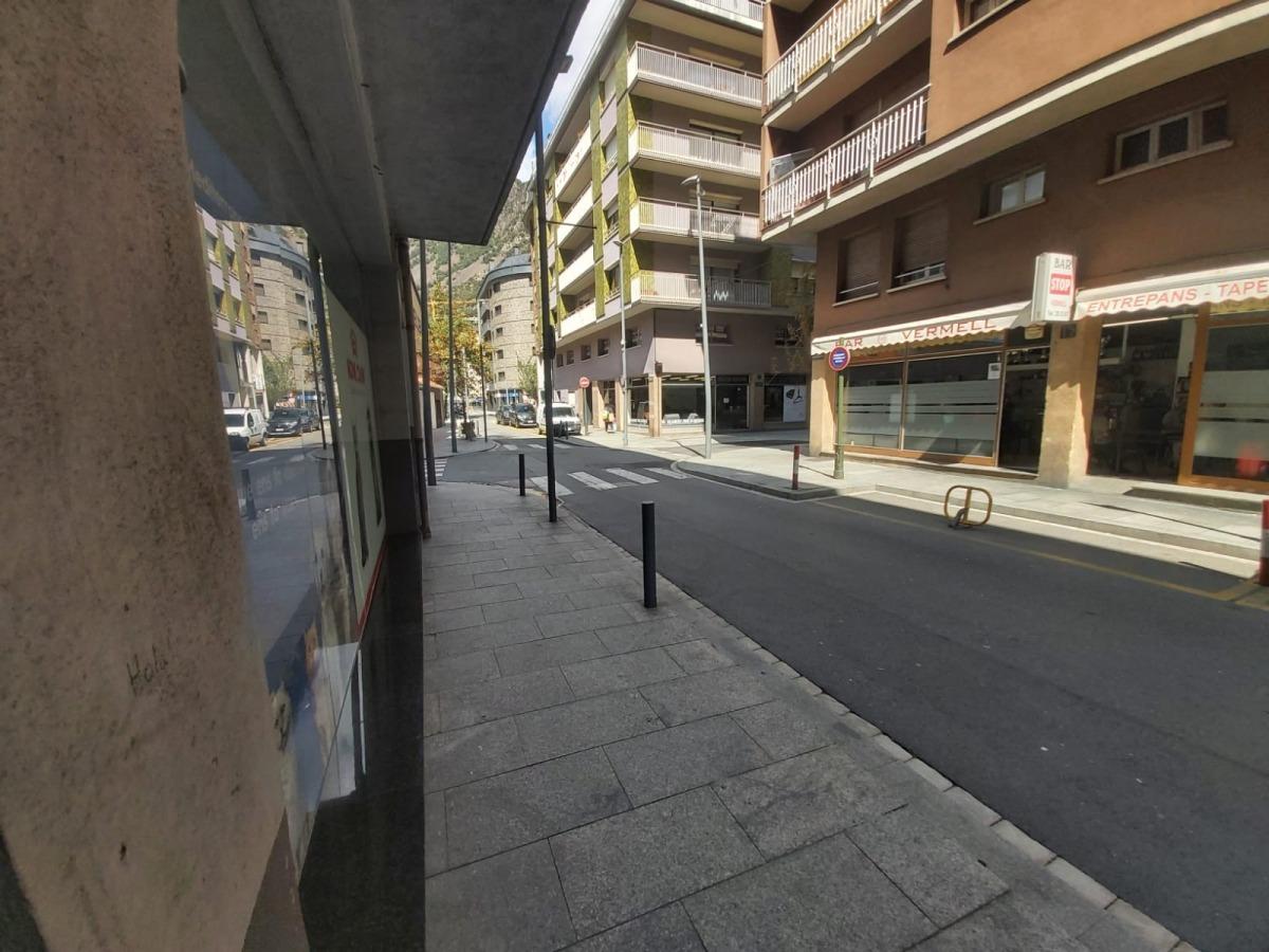 Una imatge del carrer Roger Bernat III que serà remodelat.