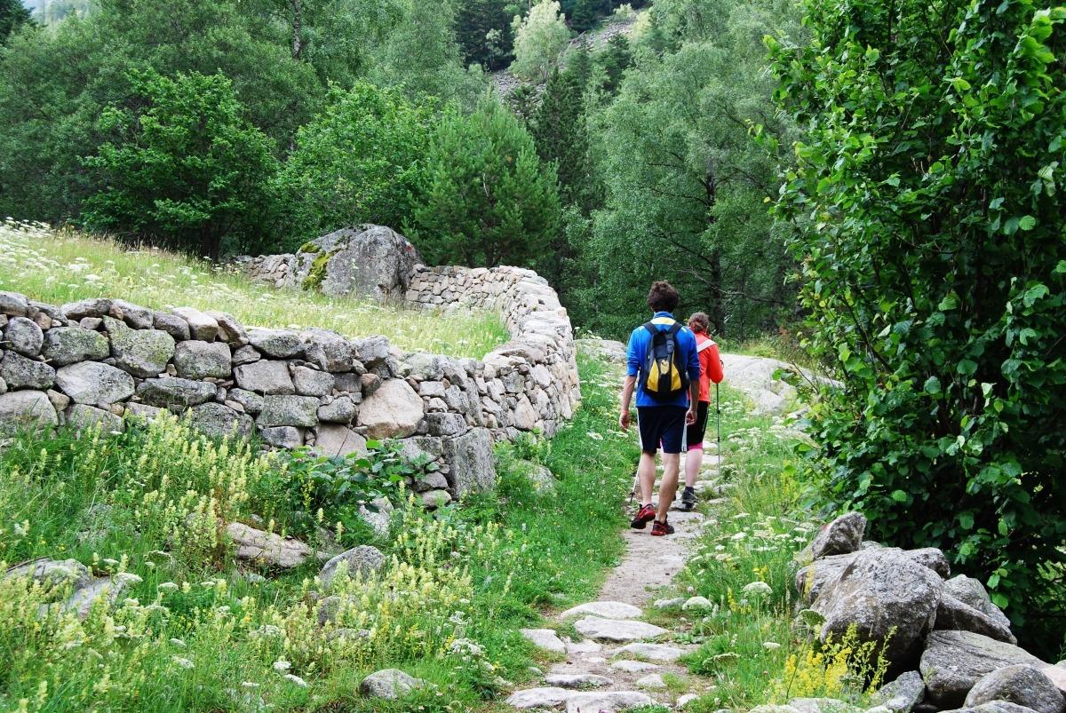 Cap a la vall del Madriu.