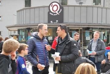 El candidat liberal a cap de Govern, Jordi Gallardo.