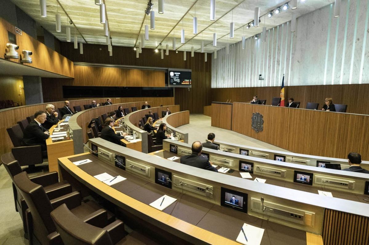 El Consell General donarà el vistiplau al text dels esports electrònics en la sessió del 29 d'abril.
