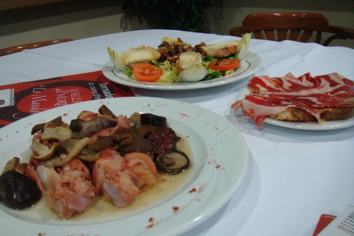 Les jornades de cuina d'hivern Lo Mandongo arriben a la seva desena edició