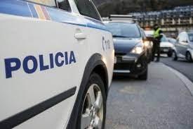Un control policial.
