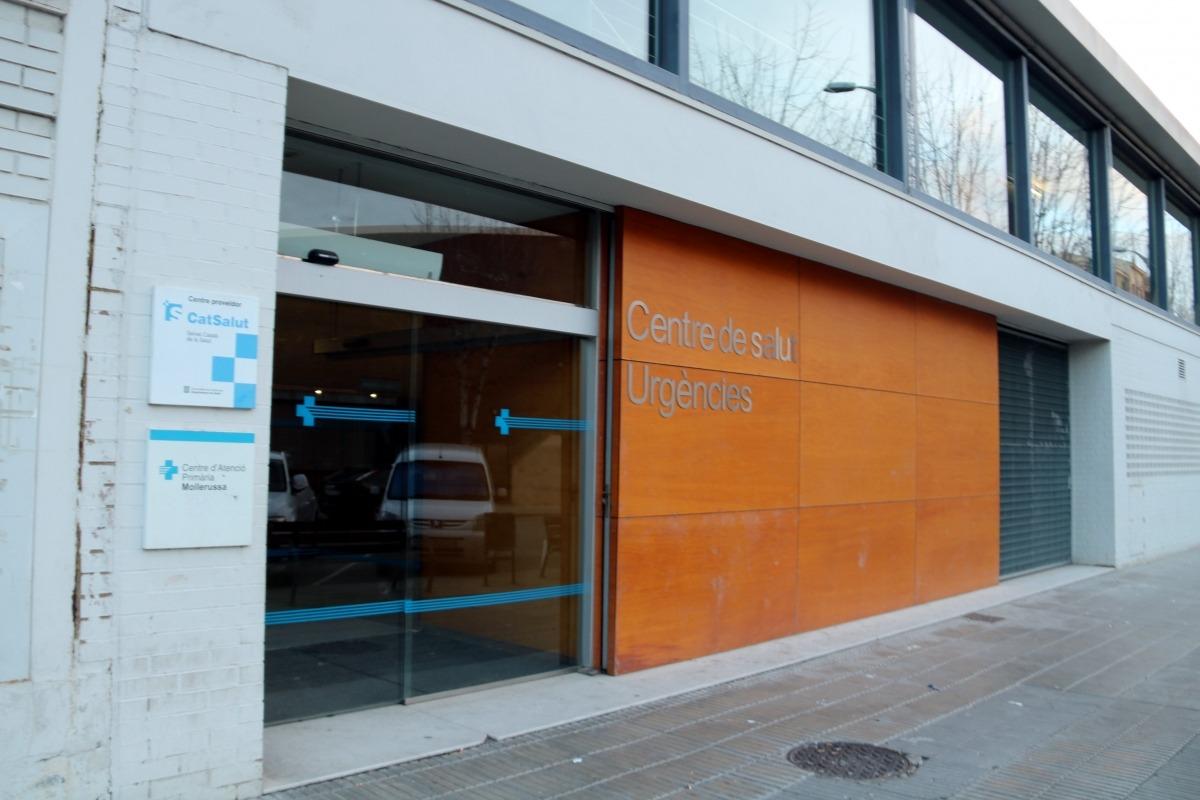 ACN/ El Centre d'Assistència Primària (CAP) de Mollerussa
