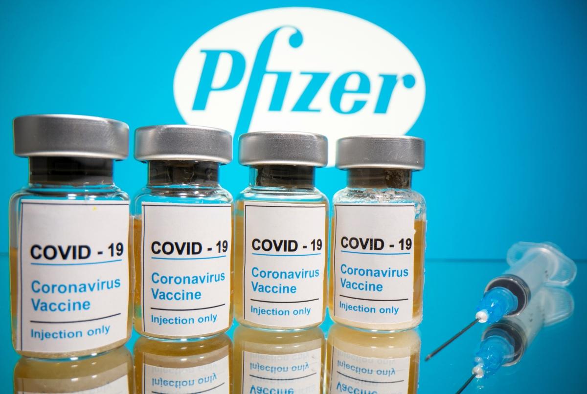 El vaccí de Pfizer es podria autoritzar el 29 de desembre.