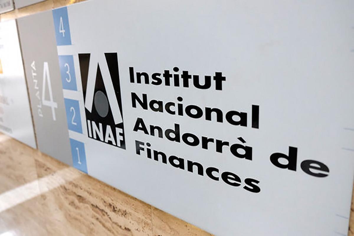ANA/La seu de l'INAF, al carrer Bonaventura Armengol.