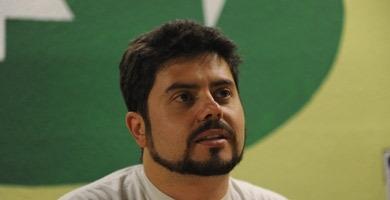 Carles Iriarte, un dels membres de la junta que repeteix.