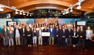 Taula de Treball per la candidatura dels jocs d'hivern Pirineus-Barcelona.