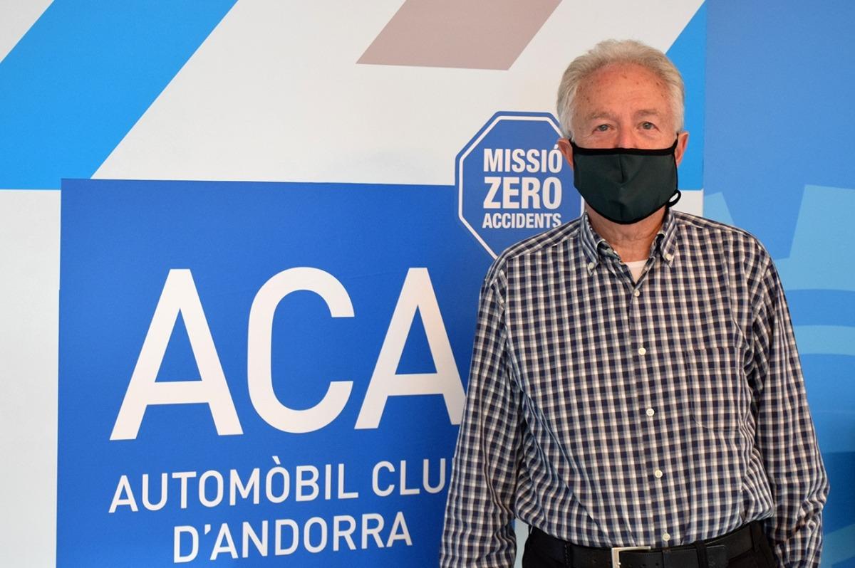 El vicepresident de l'ACA, Jordi Pascal.