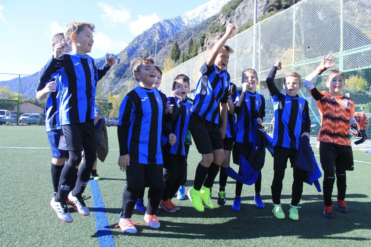 L'Inter Club Escaldes anuncia les mesures institucionals per a la Covid-19.