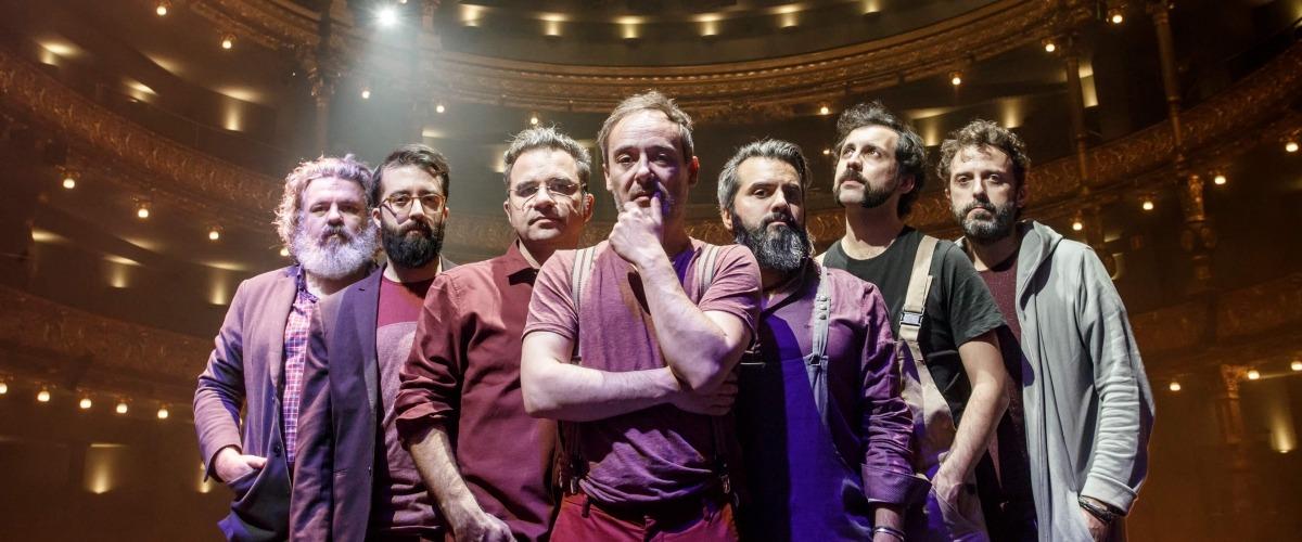 La banda catalana Love of Lesbian.