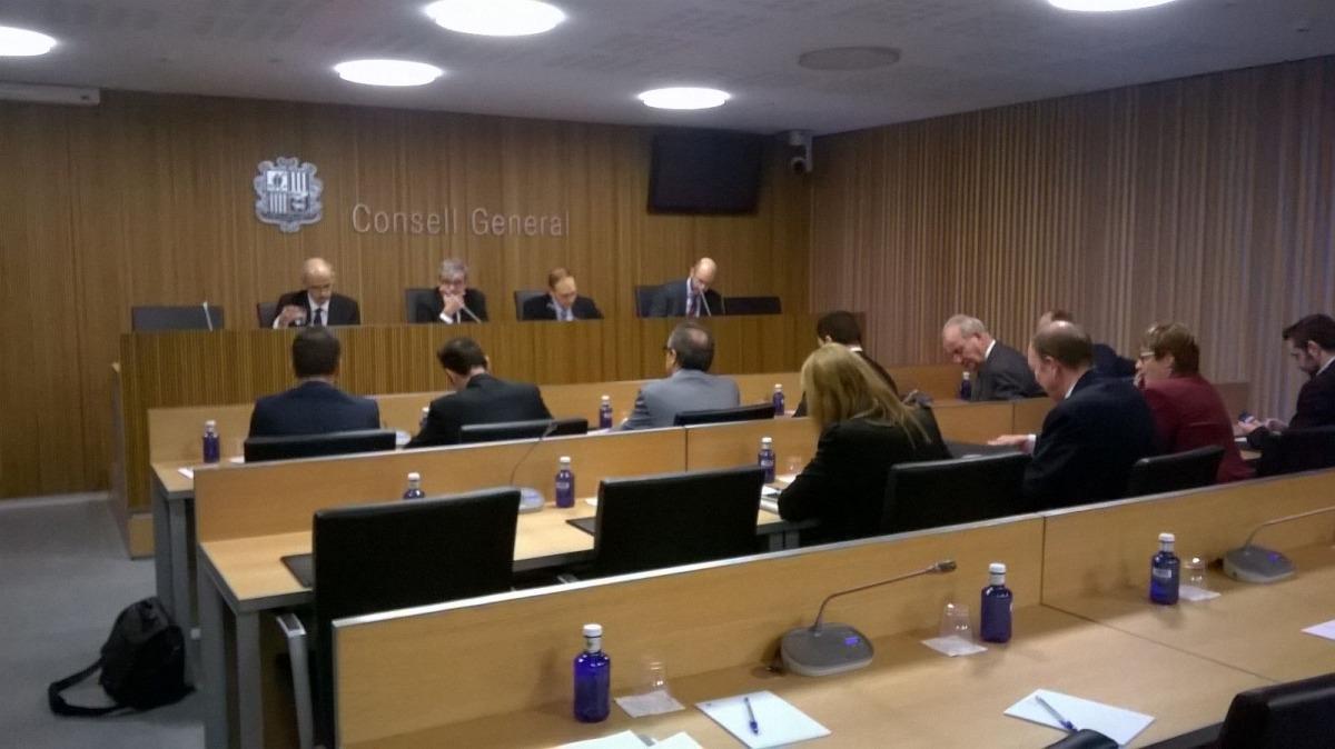 Martí explica les pressions a la comissió BPA on vol comparèixer Miquel