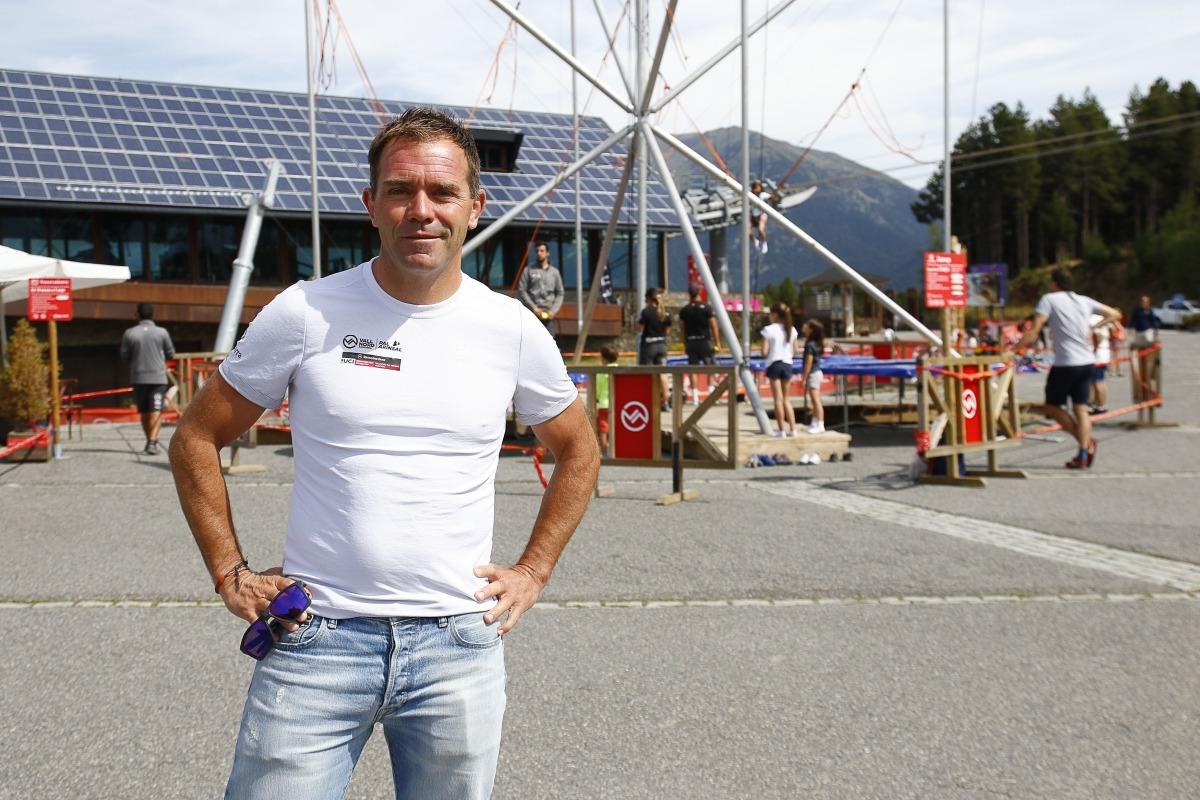 El director de Pal Arinsal, Josep Martisella.