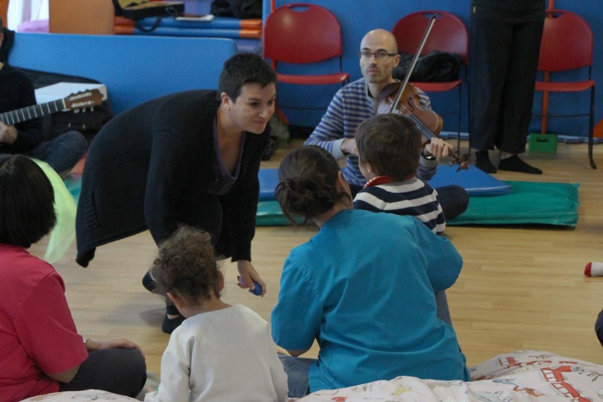 L'ONCA valora satisfactòriament el projecte 'Musica't' amb els col·lectius IMPULS i EDES de l'EENSM L'ONCA valora satisfactòriament el projecte 'Musica't' amb els col·lectius IMPULS i EDES de l'EENSM